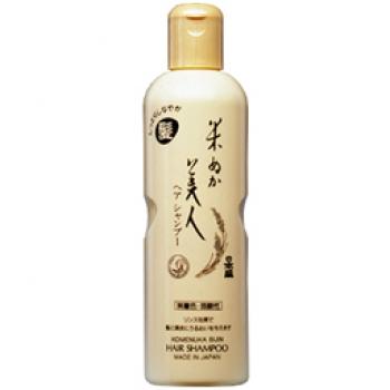 Komenuka Bijin Hair Shampoo, Шампунь для сухих волос 335 мл