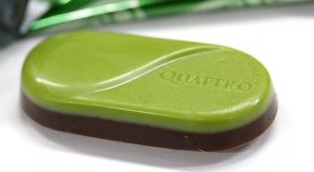 Quattro-печенье с зелёным чаем матча