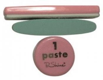 "P.Shine Pocket Kit, ""Эко-маникюр""  мини-набор для полировки ногтей"