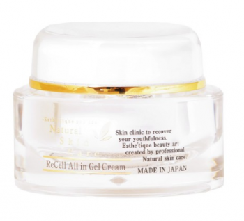 ReCell All-In-One Gel-Cream, Гель-крем со стволовыми клетками