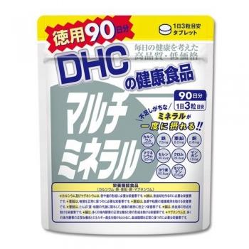 DHC Multimineral, Мультиминералы на 90 дней