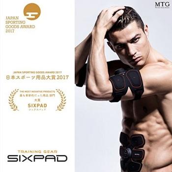 MTG TRAINING GEAR SIXPAD BODY FIT 2, Стимулятор для тренировки и укрепления мышц