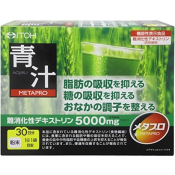 ITOH Metapro aojiru, Аодзиру метапро 30 пакетиков