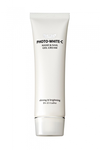 Dr. Ci: Labo Photo-White-C Hand & Neil Gel Cream, Отбеливающий крем для рук и ногтей 60 г