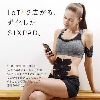 MTG TRAINING GEAR SIXPAD ABS FIT 2, Стимулятор для тренировки и укрепления мышц