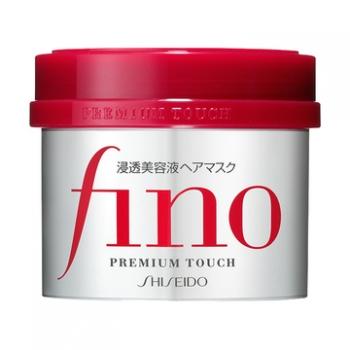 SHISEIDO Fino Premium Touch, Питательная маска для волос.