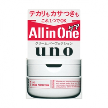 Shiseido UNO Cream Perfection All in One Гель-крем для лица , 90гр