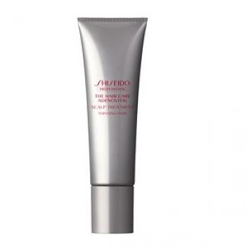 SHISEIDO Adenovital scalp and hair treatment, Бальзам для кожи головы и волос 130 г