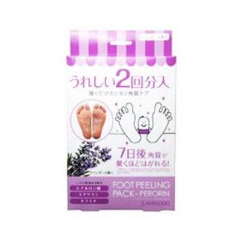 SOSU Foot Peeling Pack,Носочки для педикюра Sosu с ароматом Лаванды (2 пары)