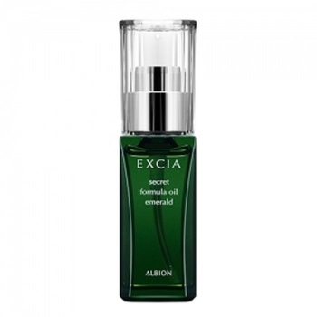 Albion Excia AL Secret Formula Oil Emerald, Масло для лица 30 мл