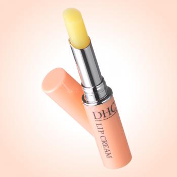 DHC Medicated Lip Cream, Лекарственный увлажняющий крем-бальзам для губ