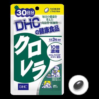 DHC Chlorella, Хлорелла на 30 дней