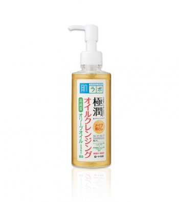 HADA LABO Gokujyun Oil Clensing Makeup Remover, Очищающее масло 200 мл