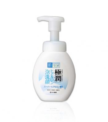 HADA LABO Gokujyun Cleansing Mousse, Мусс для умывания с гиалуроновой кислотой 160 мл