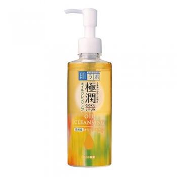 HADA LABO Gokujyun Oil Clensing Makeup Remover, Очищающее масло 200 мл