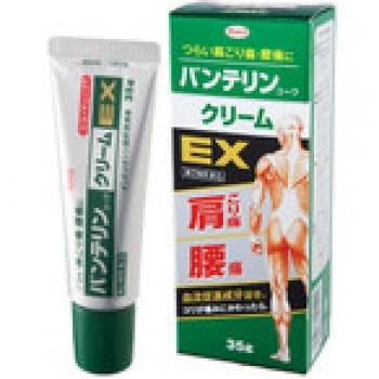 Kowa Vantelin Cream EX, Крем с индометацином от боли в мышцах и суставах 35 г