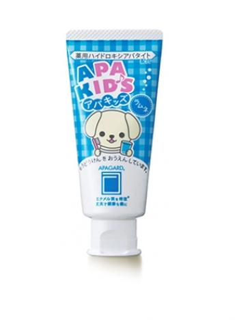 Apagard Apa Kids Tooth Paste, Детская зубная паста с гидриаксиапатитом 60 г