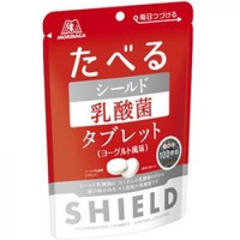 Morinaga Shield Lactic Acid Bacteria Tablet, Противовирусные конфетки