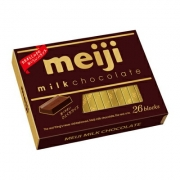 Meiji Milk Chocolate, Молочный шоколад 26 плиток