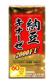 ITOH NATTO KINASE 2000FU, Наттокиназа 2000FU (на 60 дней)
