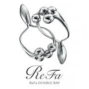 MTG Refa DOUBLE RAY, Лифтинговый симметричный массажер для лица RR-AB00