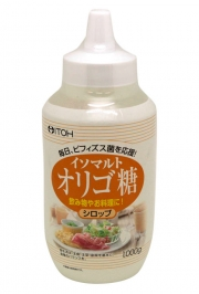 ITOH Isomalto oligosaccharide syrup, Изомальтулозный олигосахаридовый сироп 1000гр.