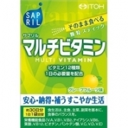 ITOH SAPRIL MULTI VITAMIN, Саприл МУЛЬТИВИТАМИН 30 саше-пакетов