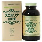 Algae SPIRULINA 100%, Спирулина 100%, 2200 таблеток на 60 дней
