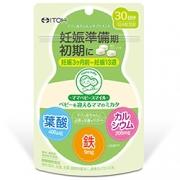 ITOH Витаминный комплекс для планирующих беременность и беременных в первый триместр на 30 дней