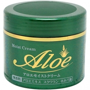 ITOH Aloe moist cream, Увлажняющий крем для лица, тела и рук Алоэ 160 грамм