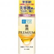 HADA LABO Premium Hydrating Milk, Глубоко увлажняющая эмульсия 140 мл