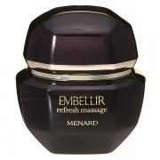 MENARD Embellir Refresh Massage, Освежающий массажный крем для лица 160 грамм