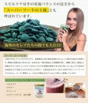 Algae SPIRULINA 100%, Спирулина 100% на 60 дней