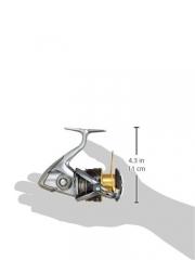 Shimano 16 Vanquish 4000 HG