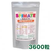 Algae SPIMATE, Спирулина для всей семьи с витаминами, минералами и лактобактериями на 180 дней