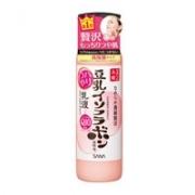 Sana Nameraka Soybean Isofrabon Haritsuya Emulsion Увлажняющая эмульсия для лица с коэнзимом Q10, 150мл