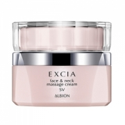 Albion Excia AL Renewing Face and Neck Massage Cream, Массажный крем 75 г