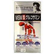 MSM & Glukosamine, МСМ & Глюкозамин (на 30 дней)