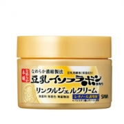 Sana Nameraka Soybean Isofrabon Wrinkle Gel Cream, Крем-гель для лица 5в1, 100гр