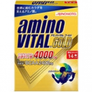 AJINOMOTO Amino Vital Gold 4000, Амино Витал Голд 4000 14 саше-пакетов