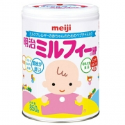 MEIJI Milfi HP Powder Milk, Гипоаллергенная молочная смесь от 0 мес, 850 гр