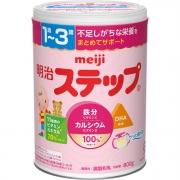 MEIJI Step Powder Milk, Детская молочная смесь с 1 до 3-х лет, 800 гр