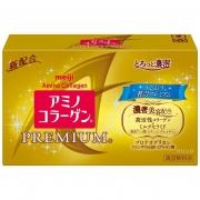 MEIJI Amino Collagen Premium Drink, Амино Коллаген Премиум питьевой 50 мл × 10 шт