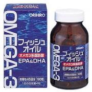 ORIHIRO OMEGA-3, Омега-3 на 45 дней