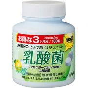 ORIHIRO Most Lactic Acid Bacteria, Молочнокислые бактерии на 3 месяца
