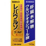 SATO Liverurso Gold, Восстановление печени и почек 140 табл.