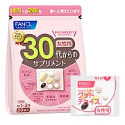 FANCL, Витамины для женщин старше 30 лет