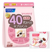 FANCL, Витамины для женщин старше 40 лет