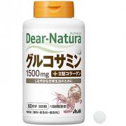 ASAHI Dear-Natura Glukosamine 1500 mg, Глюкозамин 1500 мг на 60 дней