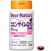 ASAHI Dear-Natura Coenzyme Q 10, Комплекс с содержанием Коэнзима Q10 на 30 дней